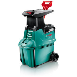 Bosch AXT 25 D Garden Shredder - Green & Black Reviews