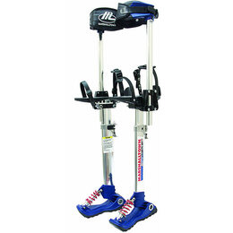 "Marshalltown Skywalker 2.1 Stilts Adjustable 18"" - 30"" (460mm - 760mm) - MSKY2118 Reviews"