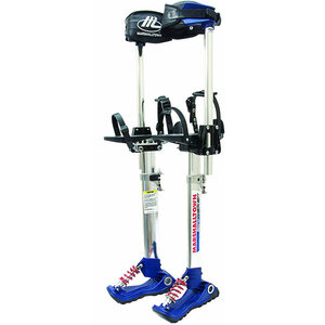 "Photo of Marshalltown Skywalker 2.1 Stilts Adjustable 18"" - 30"" (460MM - 760MM) - MSKY2118 Gadget"