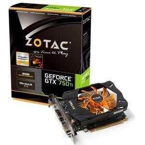 Photo of Zotac GTX 750 Ti ZT-70601-10M Graphics Card