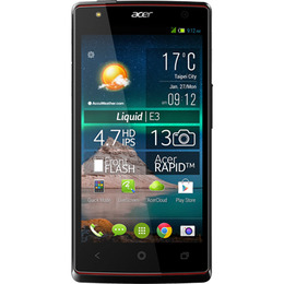 Acer Liquid E3 Reviews