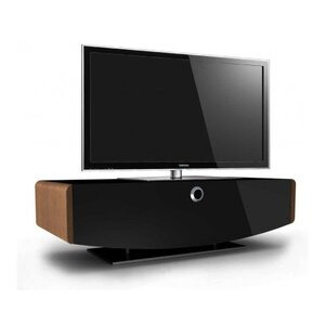 Photo of MDA DESIGNs Orion Walnut TV Stand TV Stands and Mount