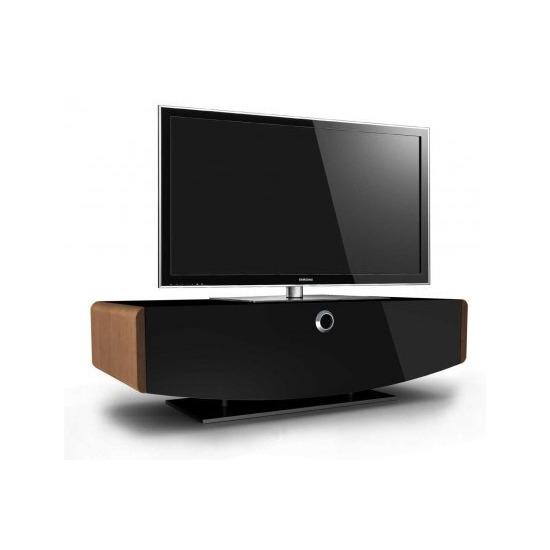 MDA Designs Orion Walnut TV Stand