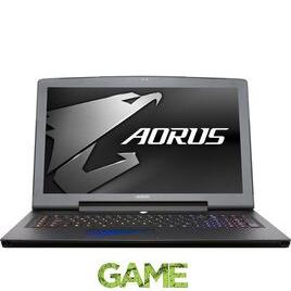 "GIGABYTE AORUS X7 V6-CF2 17.3"" Gaming Laptop - Black"