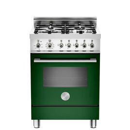 Rangemaster Professional 60 X604MFEVE Dual Fuel Cooker - Green