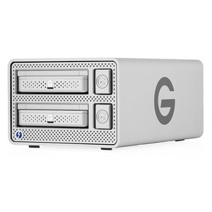 Photo of g-Technology g-DOCK Ev Thunderbolt 2TB Network Storage