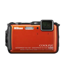 Nikon Coolpix AW120 16MP Camera - Black Reviews