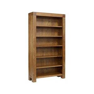 Photo of Ametis Santana Rustic Oak Full Bookcase Furniture