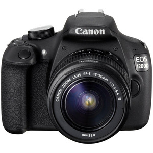 Photo of Canon EOS 1200D DSLR With 18-55 mm Lens Kit Digital Camera