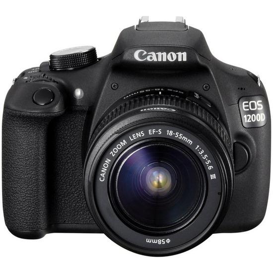 Canon EOS 1200D DSLR with 18-55 mm Lens Kit