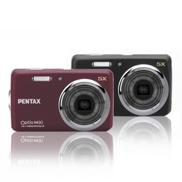 Pentax Optio M90 Reviews