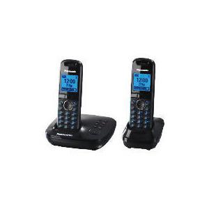 Photo of Panasonic KX-TG5522EB Twin Landline Phone
