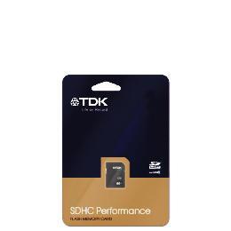 TDK 4GB SDHC PERFORMANCE MEMORY CARD Reviews