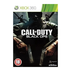 Photo of Call Of Duty: Black Ops (XBOX 360) Video Game