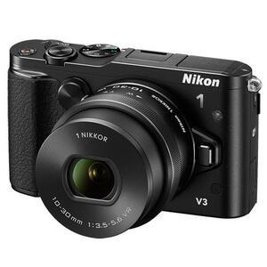 Photo of Nikon 1 V3 With 10-30MM F/3.5-5.6 Digital Camera