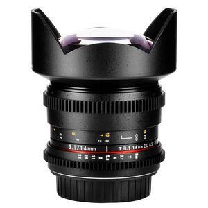 Photo of Samyang 14MM T3.1 ED AS IF UMC VDSLR Lens (Nikon F) Lens