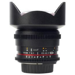 Samyang 14mm T3.1 ED AS IF UMC VDSLR Lens (Canon EF)