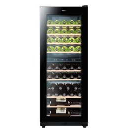 HAIER WS49GDB Wine Cooler - Black Reviews