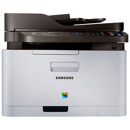 Samsung NFC Xpress SL-C460W wireless colour all-in-one laser printer Reviews