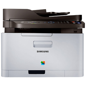 Photo of Samsung NFC XPRESs SL-C460W Wireless Colour All-In-One Laser Printer Printer