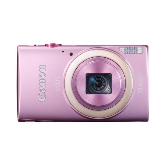 Canon IXUS 265 HS Compact Digital Camera - Pink