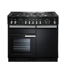 Rangemasterfessional+ Dual Fuel Range Cooker - Black & Chrome Reviews