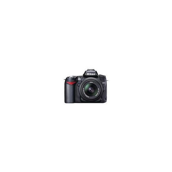Nikon D90 and 18-55mm VR lens
