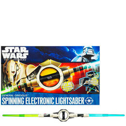 Hasbro Star Wars General Grievous Lightsaber Reviews