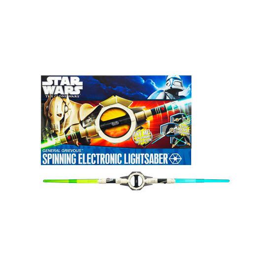 Hasbro Star Wars General Grievous Lightsaber
