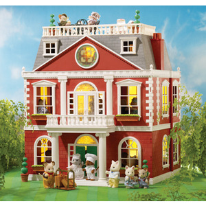 Photo of Flair 4513 Sylvanian Families Regency Hotel Toy