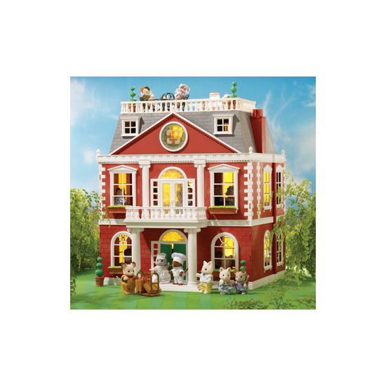 Flair 4513 Sylvanian Families Regency Hotel