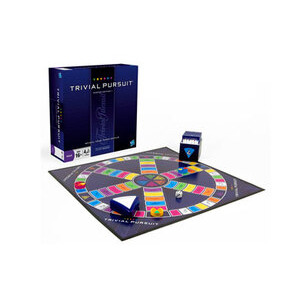 Photo of Trivial Pursuit Master Edition Board Games and Puzzle