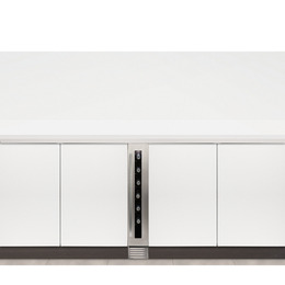 CAPLE WI155 Built-in Wine Cooler - Stainless Steel Reviews