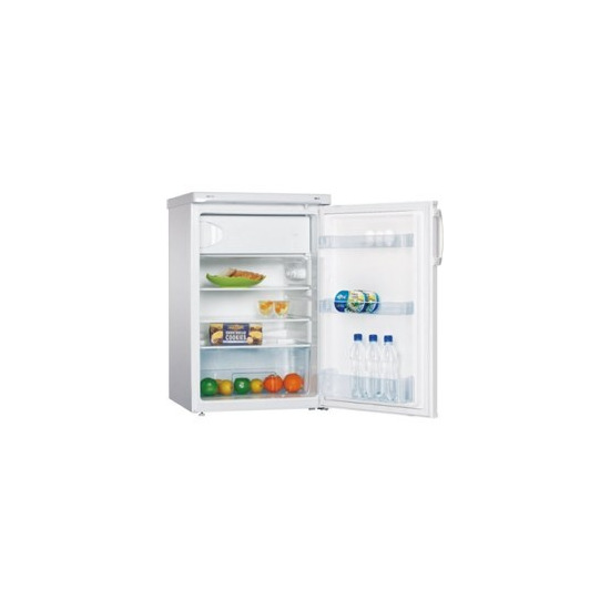 Amica FM136.3AA 55cm Under Counter Freestanding Fridge With 4 Star Ice Box