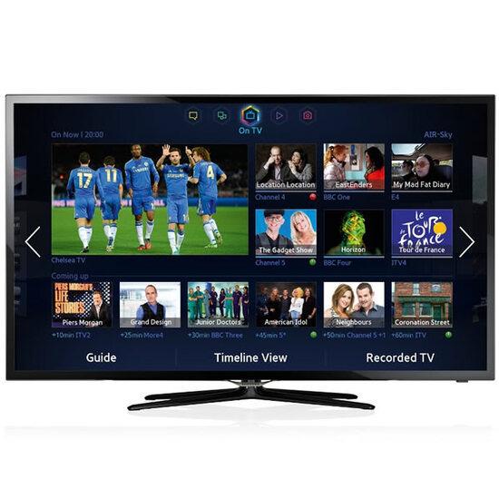 Samsung H5500 48 inches  HD Ready Quad-core Smart LED TV