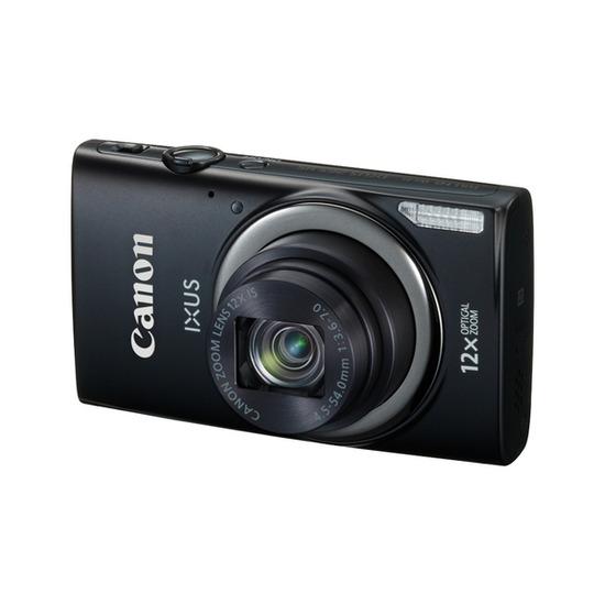 Canon IXUS 265 HS Compact Digital Camera - Black