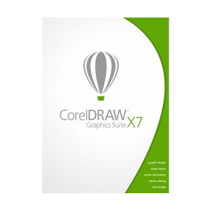 Photo of CorelDRAW Graphics Suite X7 Software