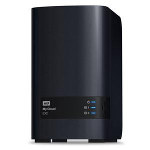 Photo of WD My Cloud EX2 2-Bay NAS Network Storage