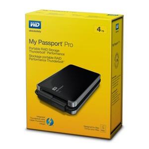 Photo of WD My Passport Pro 4TB External Hard Drive