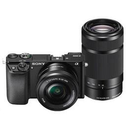 Sony Alpha A6000 with 16-50mm and 55-210mm Lenses Reviews