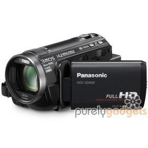 Photo of Panasonic HDC-SD600 Camcorder