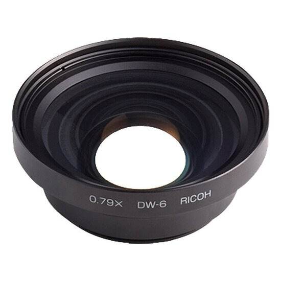 Ricoh DW-6 Wide-Angle Lens Converter