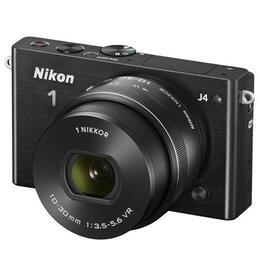 Nikon 1 J4 and 10-30mm VR Lens