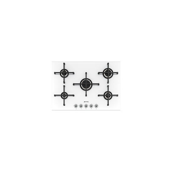SMEG Linea PV175B Gas Hob - White