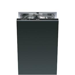 SMEG DI613P Fullsize Integrated Dishwasher Reviews