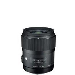 Nikon 35mm f/1.4 AF-S Reviews
