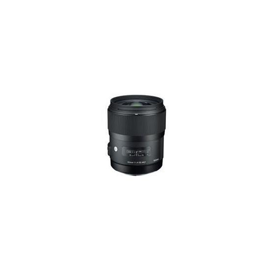 Nikon 35mm f/1.4 AF-S