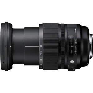 Photo of Sigma 24-105MM F/4 DG OS HSM For Nikon Lens