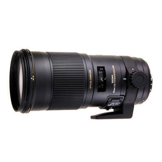 Sigma 180mm f2.8 APO Macro EX DG OS HSM Lens