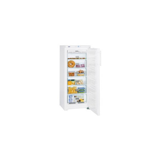 Liebherr GNP2313 NoFrost White Freestanding Freezer